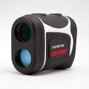【ポイント最大20倍】PINPOINT900 ゴルフレーザー距離計(専用ケース・ストラップ付)高低差対応・防水 レーザーアキュラシー ピンポイント laseraccuracy 03