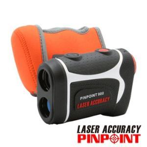 【ポイント最大20倍】PINPOINT900 カバーセット ゴルフレーザー距離計(ケース・ストラップ付)高低差対応・防水 レーザーアキュラシー ピンポイント|laseraccuracy
