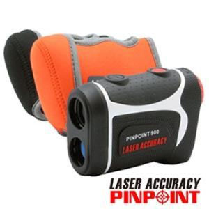 【ポイント最大20倍】PINPOINT900 カバー2色セット ゴルフレーザー距離計(ケース・ストラップ付)高低差対応・防水 レーザーアキュラシー ピンポイント|laseraccuracy