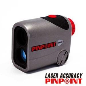 PINPOINT S600 ゴルフレーザー距離計 (専用ケース・ストラップ付)雨天対応RDR機能・ロ...