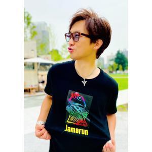 「KENNY GAHAKU オリジナルキャラクターTシャツ」【じゃまるん】 lasfulonline