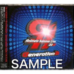 アニメロサマーライブ2007 テーマ・ソング Generation-A 初回限定盤