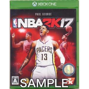 NBA 2K 17 (Xbox One版) 【Xbox ONE】
