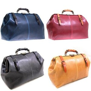 ボストンバッグ日本製 4色アンティーク調フェイクレザー信頼の国産・豊岡製鞄 カバン |lassana