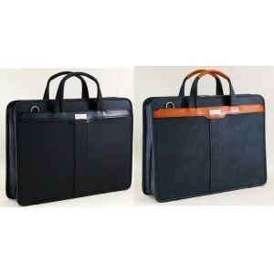 2wayビジネスバッグ・ブリーフケース 信頼の国産・豊岡製鞄 カバン  合皮フェイクレザークラッチバッグ 2本手タイプ|lassana