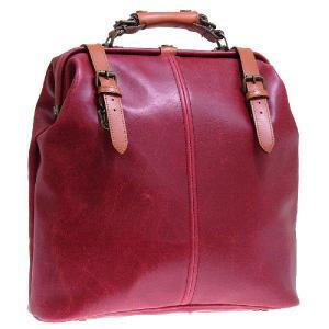 ダレスリュック2way 豊岡製鞄 カバン 信頼の日本製アンティークフェイクレザー(合皮) lassana