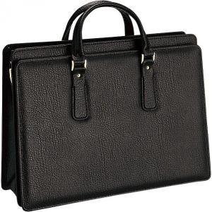 ビジネスバッグ・ブリーフケース 信頼の国産・豊岡製鞄  カバン B4サイズ収納可・ロック付き3層構造 日本製 lassana