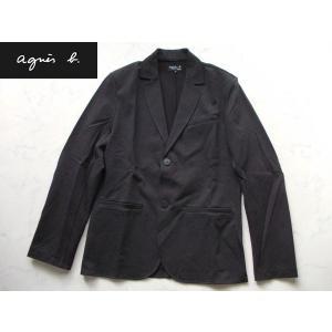 アウトレット品 アニエスb  高級ジャケット ブラック 2|lastpass