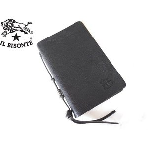 イルビゾンテ 手帳(※2014年度版) ブラック|lastpass