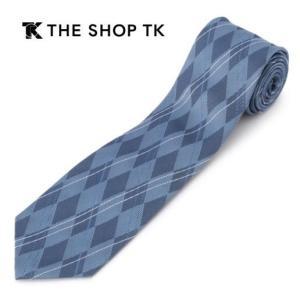 タケオキクチ THE SHOP TK 上質ネクタイ シルク100%♪|lastpass