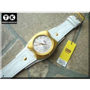 定価22,050⇒8,800!! タケオキクチ 最高級腕時計 贈り物に|lastpass