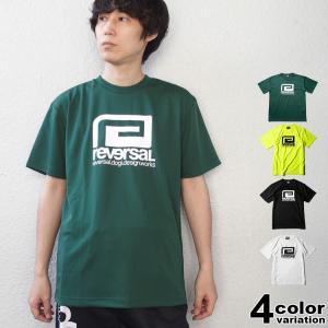 [ブランド]REVARSAL(リバーサル) [アイテム]半袖 Tシャツ ドライメッシュ / BIG ...