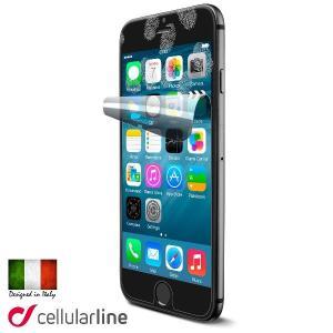 iPhone6 保護 フィルム 気泡ゼロ Anti-Trace 【4.7/5.5インチ用】 cellularline|lauda