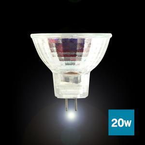 ハロゲンランプ ハロゲン電球 JR12V20W-GZ4口金省...