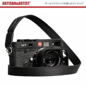 A&A/アルティザン&アーティスト おしゃれカメラストラップ ACAM-102 3Color laughs