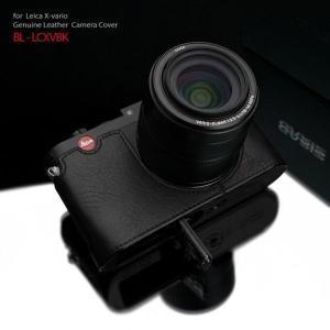 GARIZ/本革カメラケース Leica/ライカ X-Vario用 BL-LCXVBK laughs