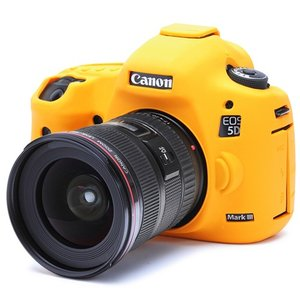 『ジャパンホビーツール EASY COVER Canon EOS 5D Mark3用 オレンジ』  ...