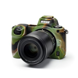 EASY COVER/イージーカバー Nikon ニコン Z6/Z7 用 カモフラージュ 液晶保護フ...