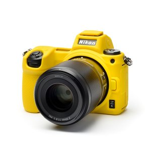 EASY COVER/イージーカバー Nikon ニコン Z6/Z7 用 イエロー 液晶保護フィルム付属|laughs