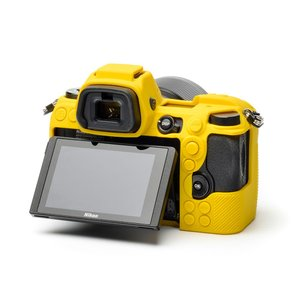 EASY COVER/イージーカバー Nikon ニコン Z6/Z7 用 イエロー 液晶保護フィルム付属|laughs|02