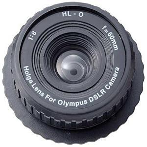 HOLGA/ホルガ オリンパス4/3一眼レフカメラ用HOLGAレンズ【HL-O】