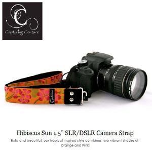 Capturing Couture おしゃれカメラストラップ SLR15-HBSN laughs