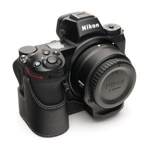 TP Original Nikon Z7/Z6 用 ボディーハーフケース ブラック [国内正規品]