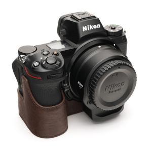 【TP Original社認定 正規輸入品】  『Nikon Z7/Z6用 おしゃれ本革カメラケース...
