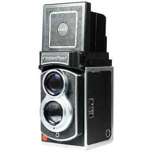 MiNT 二眼レフインスタントカメラ InstaxFlex TL70 2.0 チェキフィルム 20枚セット|laughs