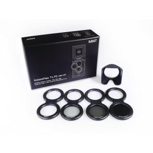 MiNT InstantFlex TL70 レンズセット (レンズフード、3種NDフィルター付)|laughs