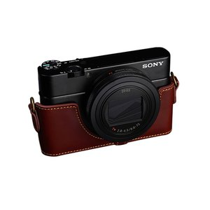【TP Original社認定 正規輸入品】  『SONY RX100 VI 用 おしゃれ本革カメラ...