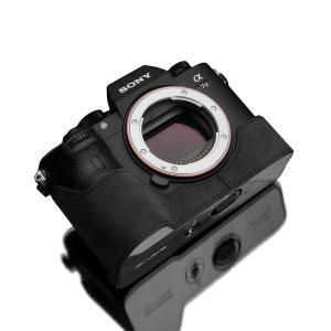 GARIZ/ゲリズ SONY α9/α7R III/α7 III 兼用 Alcantara カメラケ...