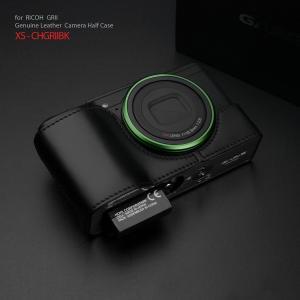 話題の最新コンパクトデジタルカメラRICOH GRII。 このカメラを、さらにおしゃれにみせてくれる...