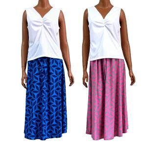 ラウレア ハワイ 2way スカート ワンピース アロハ フラ  ピカケ  タパ  リーフ|lauleahawaii
