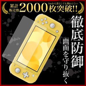 任天堂スイッチ 保護フィルム ブルーライトカットフィルム ガラスフィルム  Nintendo Swi...