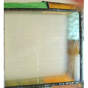 ステンドグラス ガラスプレート ジュエリートレイ グリーン |laurier|04