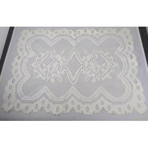 アンティーク風 レース テーブルクロス テーブルランナー インテリアシート 白 ホワイト|laurier