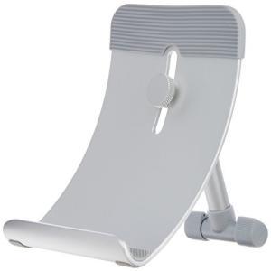 エレコム タブレットスタンド スマホスタンド 7~10インチ対応 アルミニウム素材 無段階角度調整 iPad/iPad Pro/iPad Air/iP|lavender-garden
