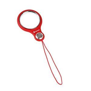 HandLinker Putto ハンドリンカー プット ベアリング モバイル 携帯ストラップ フィンガーストラップ 落下防止/レッド|lavender-garden