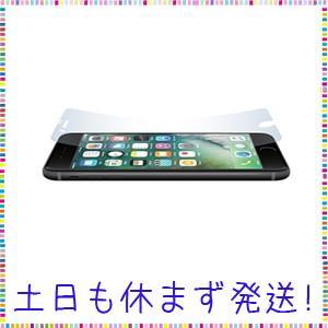 パワーサポート iPhone 7Plus用 AFPクリスタルフィルムセット PBK-01|lavender-garden