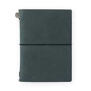 トラベラーズノート パスポートサイズ ブルー 15240006