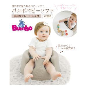<クーポン適用外>バンボ (Bumbo)ベビーソファ プレートレイセット 専用腰ベルト入り Bumb...