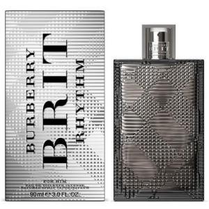 正規品【BURBERRY 】Brit Rhythm for Him Intense EDT 90ml...