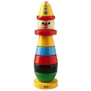 BRIO (ブリオ) クラウン [ 木製 積み木 おもちゃ ] 30120|lavieshop