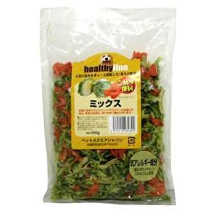 ペットスクエアジャパン ヘルシーライン ミックス (キャベツ&ニンジン) 180g 愛犬の野菜|lavieshop