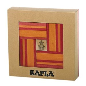 KAPLA(カプラ)カプラ カラー 赤セット lavieshop