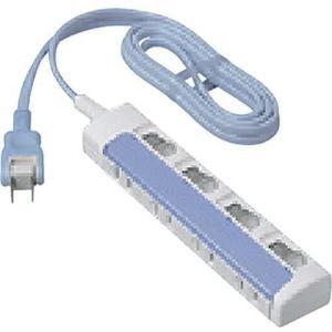 パナソニック(Panasonic) ザ・タップ スイッチシリーズ 4コ口 3m WHS2634DKP 延長コード lavieshop