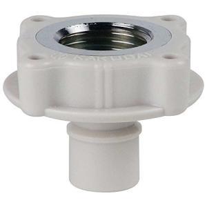 カクダイ 洗濯機用 取替簡単ニップル 呼13カップリング付き横水栓用 給水ホースをワンタッチ接続 樹脂製 7724|lavieshop