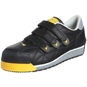 [ディアドラユーティリティ] 作業靴 スニーカー IB22 IB22 ブラック(ブラック/28.0)|lavieshop