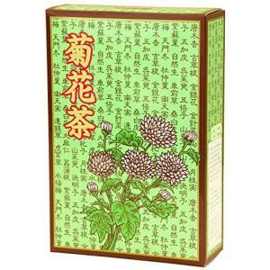 自然健康社 菊花茶 5g×30パック 煮出し用ティーバッグ|lavieshop